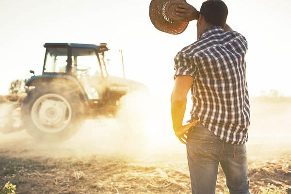 Seguro vehículos agrícolas